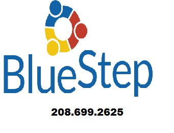 Bluestep-website