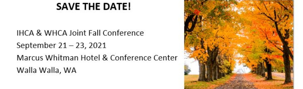 2021 Fall Conference